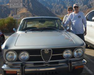 Carol & Gary Granger, 1971 GTV